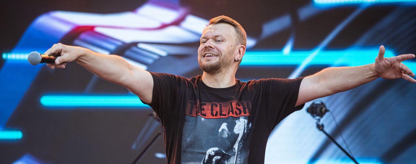 """Гурт """"Тартак"""" продовжить виступати без Положинського"""