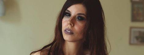 Польська модель зробила татуювання на очах і втратила зір
