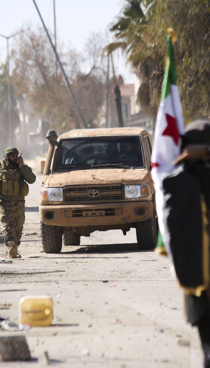 Битва за Сирію