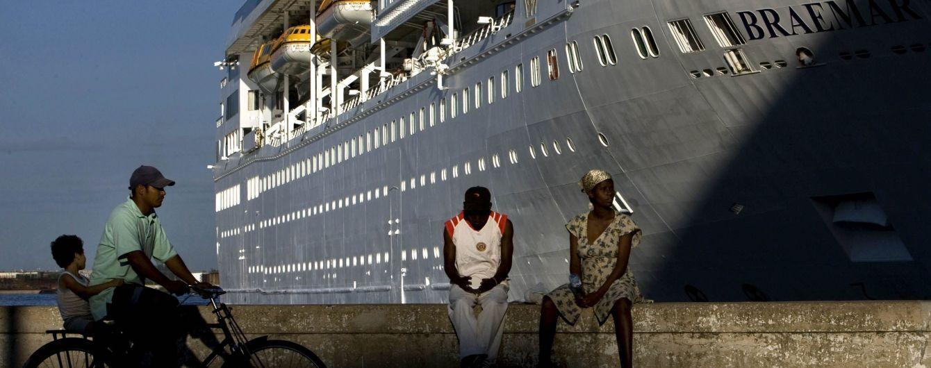В ловушке: третий круизный лайнер не может пришвартоваться из-за опасения коронавируса