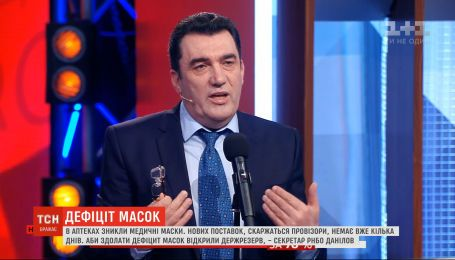 Аби здолати дефіцит медичних масок, в Україні відкрили Держрезерв
