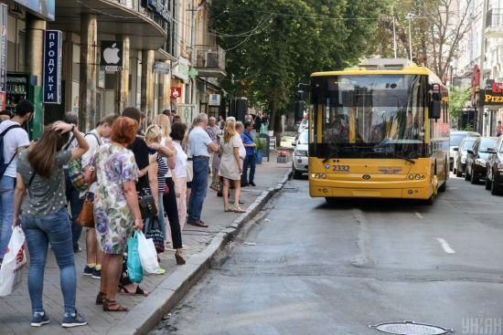 У Вінниці відновлять роботу транспорту у докарантинному режимі