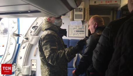 В Жулянах начали проверять температуру пассажиров, прибывших из Беларуси