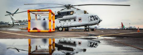 З ізоляційною капсулою та знезаражувальним душем: ДСНС показала вертоліт для перевезення інфікованих коронавірусом