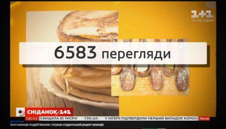 """Студент Андрій Мокляк став переможцем #батл_млинців у """"Сніданку з 1+1"""""""