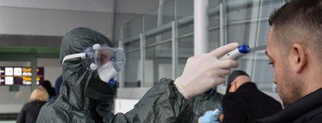На госгранице нашли людей с подозрением на коронавирус - Минздрав