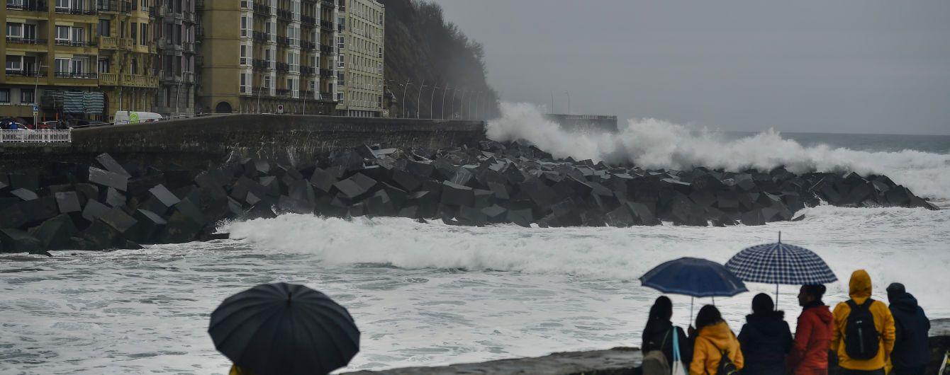 Погода на понеділок: в Україні місцями дощі та сильний вітер