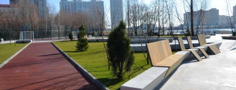 Лекторій на воді, місця для вигулу собак та фітнес-зона: у КМДА розказали, якими парками поповниться Київ