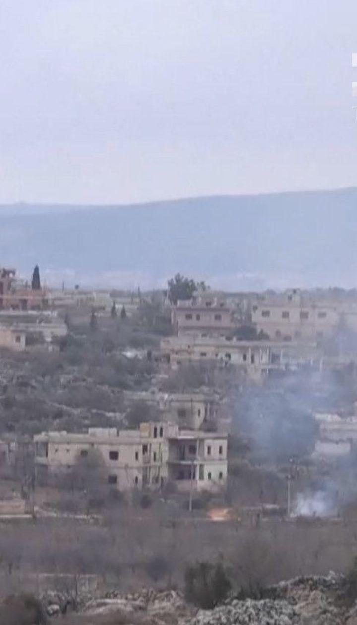 Загострення ситуації у Сирії: Туреччина скликала термінове засідання НАТО