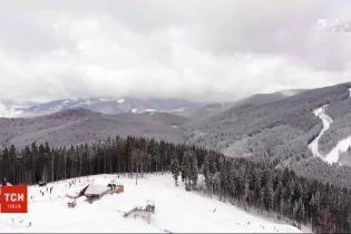 В останній день зими ТСН проведе випуск із засніжених Карпат і сонячної Одеси