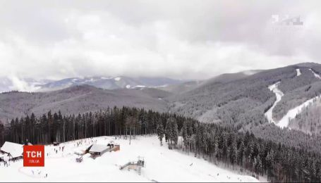В последний день зимы ТСН проведет выпуск с заснеженных Карпат и солнечной Одессы
