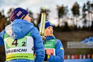 Без капитанов. Сборная Украины по биатлону объявила составы на спринтерскую гонку Чемпионата Европы