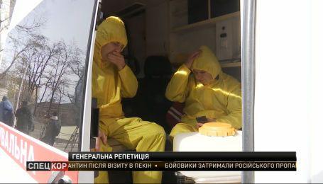 У столиці підготували 500 ліжок для потенційних хворих на коронавірус