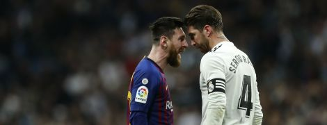"""""""Один із найвидатніших футболістів в історії"""". Капітан """"Реала"""" розхвалив Мессі перед Ель Класико"""