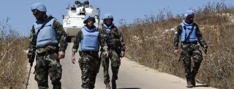 Украина призвала ООН изучить возможность введения миротворцев на Донбассе