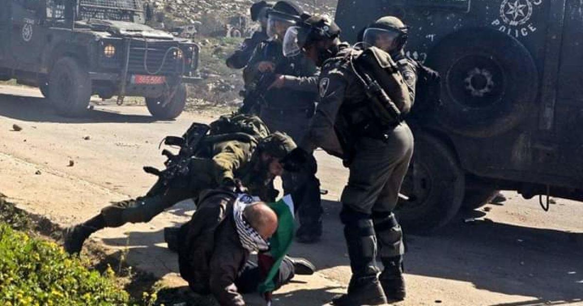 Ізраїльські силовики відкрили вогонь по палестинцях: щонайменше 70 людей постраждали