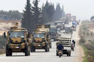 Туреччиназастосує силу у Сирії, якщо знадобиться - заява в ООН