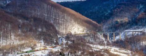 Смотрите уникальный выпуск ТСН.19:30 из заснеженных Карпат и солнечной Одессы