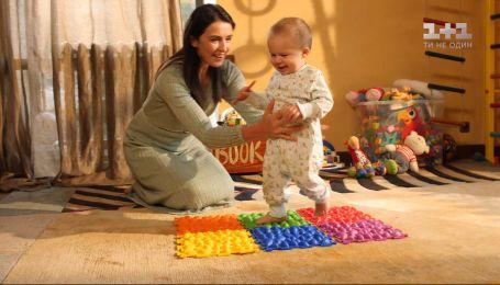 Веселая физкультура для малыша – Дневник мамы