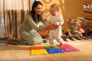 """Весела фізкультура для малюка – """"Щоденник мами"""""""