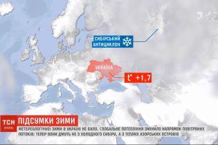 Раптова спека: чому в Україні не було кліматичної зими і якої погоди очікувати надалі