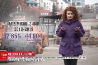 Кошторис теплої зими: скільки українцям вдалося заощадити завдяки відсутності морозів