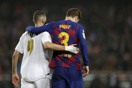 Реал Мадрид - Барселона - 2:0. Онлайн трансляція Ель Класико