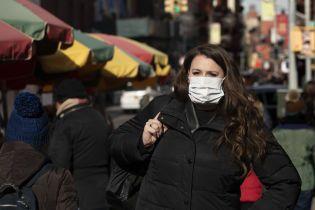 У США підтвердили ще чотири смерті від коронавірусу