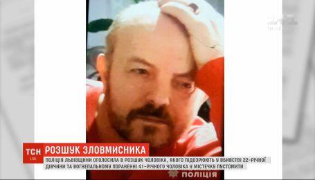 Полиция разыскивает мужчину, подозреваемого в убийстве 22-летней девушки во Львовской области