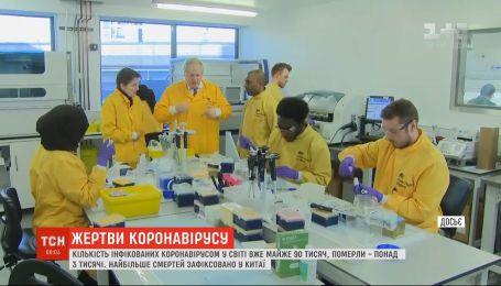 Кількість жертв від коронавірусу у світі перевалила за 3 тисячі