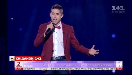 """Тріумфальне повернення: Роман Сасанчин став учасником """"Голосу країни 10"""""""
