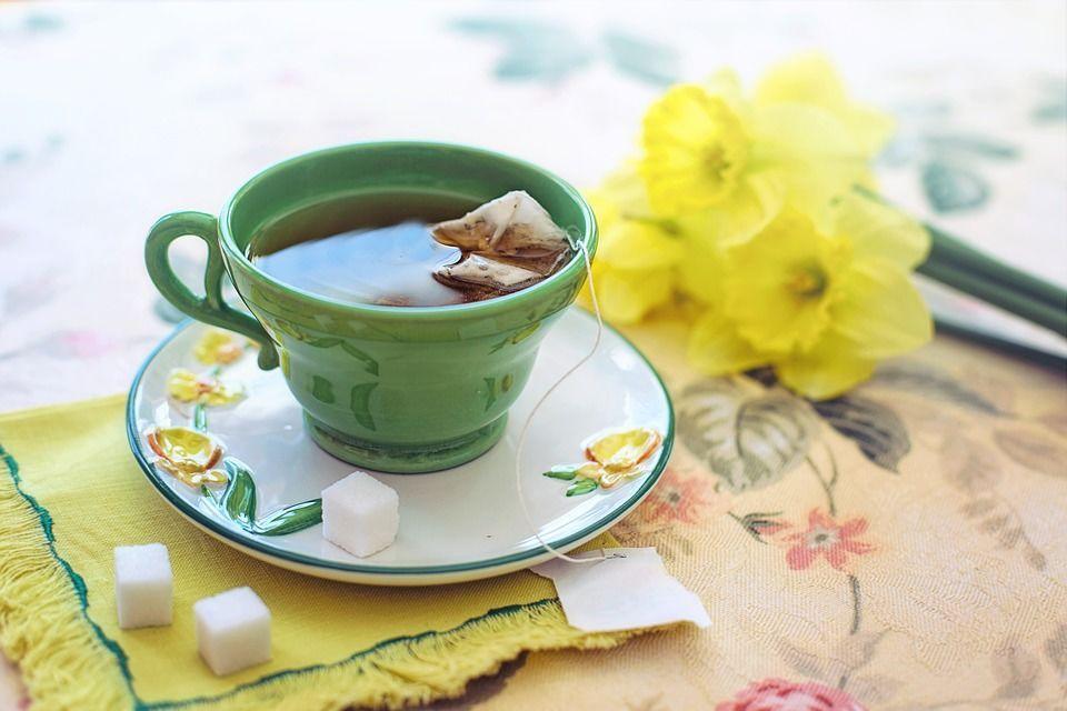 Чай, зелений чай