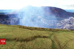 Нік Валенда анонсував свій похід по канату над жерлом вулкану
