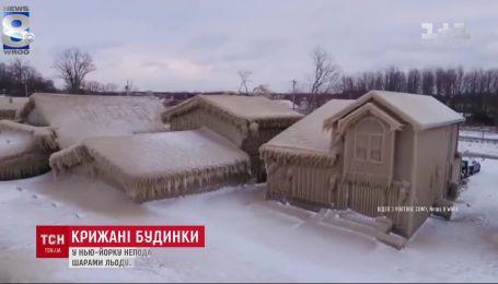 Жителі Нью-Йорка прокинулись у заморожених будинках через штормовий вітер