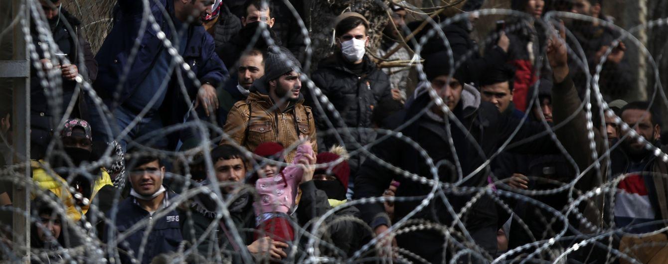 У Греції в таборі для біженців зафіксували перший смертельний випадок коронавірусу - ЗМІ