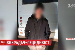 Знову поцупив рейсовий транспорт: підлітка у Рівненській області спіймали вже за кермом маршрутки