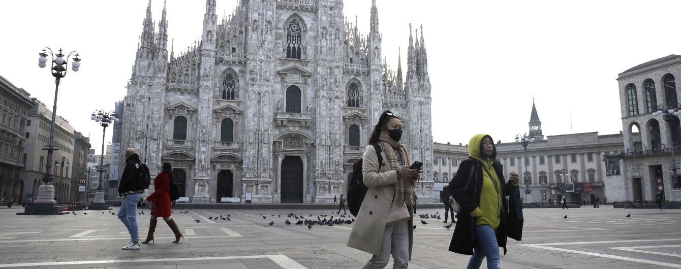 В Италии рестораны и бары будут работать до 18:00 из-за усиления карантина