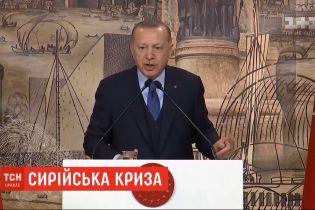 На тлі бурхливих подій у провінції Ідліб Ердоган їде на зустріч з Путіним