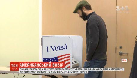 В США проведут предварительные выборы кандидатов в президенты от демократической партии