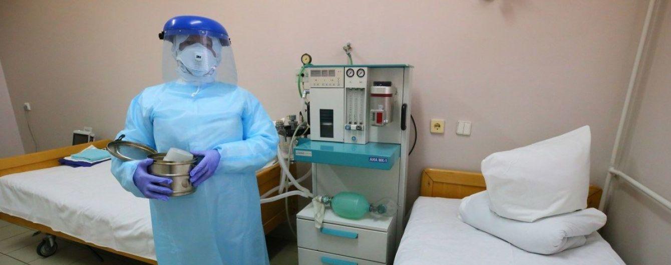 Пандемия COVID-19. Первый случай коронавируса зафиксировали в Сумской области