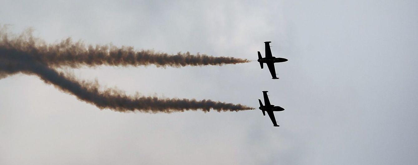 """Військова операція """"Весняний щит"""". Туреччина збила літак армії Асада в Сирії"""