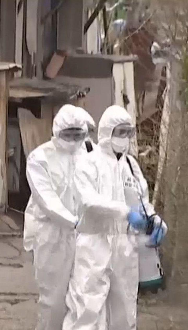Коронавірус у світі: кількість хворих сягнула понад 92 тисячі