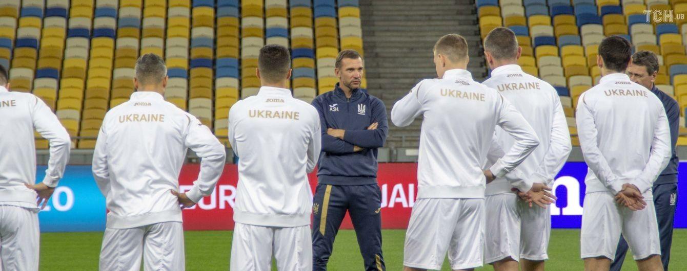 Матчи сборной Украины с Францией и Польшей могут отменить