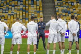 Матчі збірної України з Францією та Польщею можуть скасувати