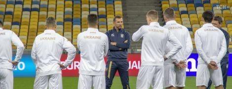 Збірна України на низькому старті: Шевченко викликав 36 футболістів на підготовку до Ліги націй