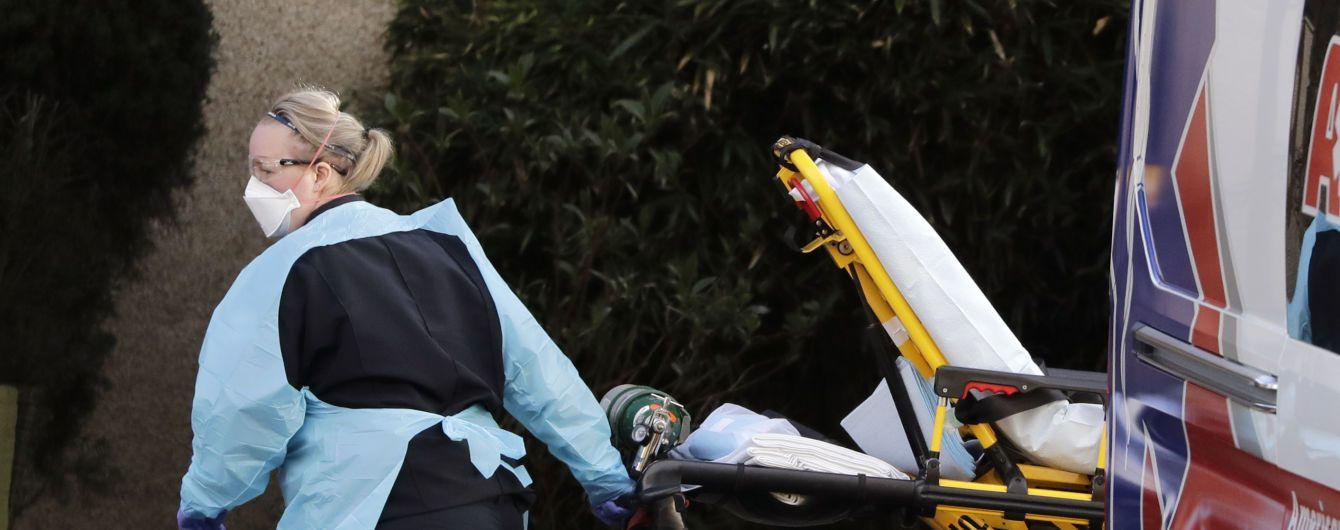 У США від коронавірусу померла дитина