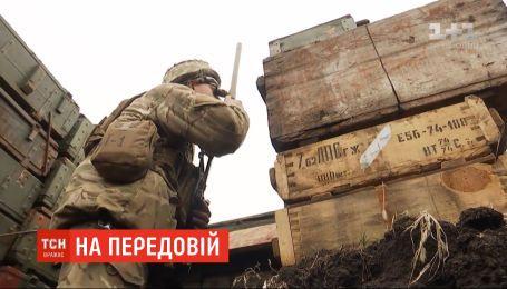 На передовой погиб один украинский воин, еще пятеро ранены - штаб ООС