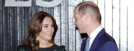 Герцогиня Кейт і принц Вільям поділилися з шанувальниками радісною новиною