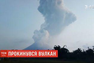 """В Індонезії прокинувся найактивніший вулкан країни """"Мерапі"""""""