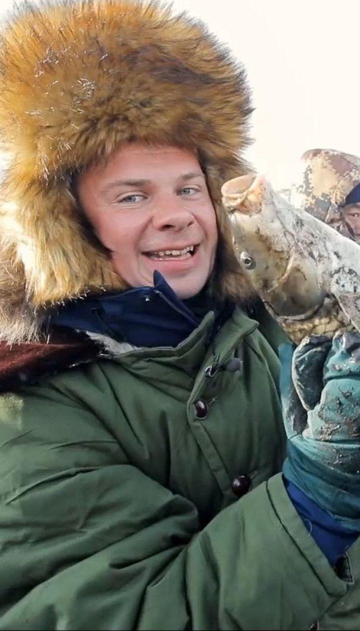 """Зимова рибалка у Внутрішній Монголії — дивись у новому випуску проєкту """"Світ навиворіт"""""""